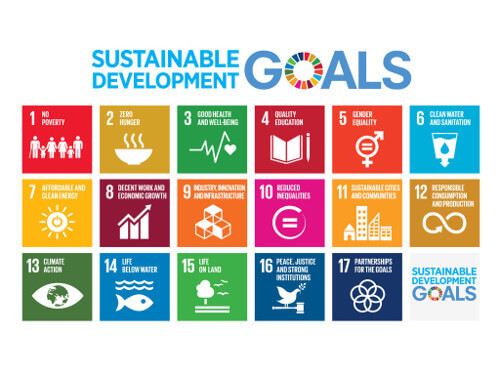 Picture of the Sustainable Development Goals