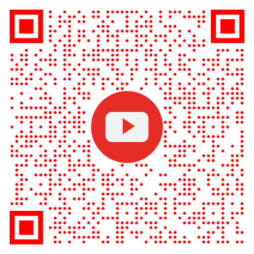 Connect with us on Youtube-QRcode